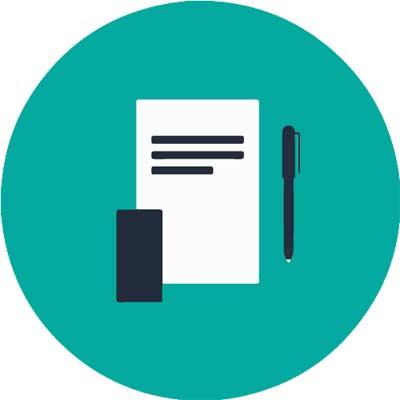 جزوه دست نویس کنترل کیفیت آماری رشته مدیریت